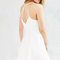 Glamorous Strappy-Back Skater Dress - Urban Outfitters