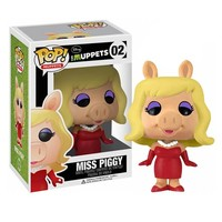 Muppets Most Wanted Miss Piggy Pop! Vinyl Figure - Funko - Muppets - Pop! Vinyl Figures at Entertainment Earth