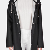 Stutterheim — Stockholm Black — THE LINE