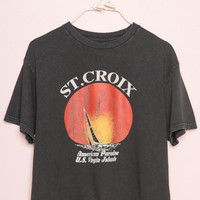 Aleena St. Croix Top - Graphics