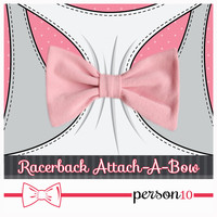 Baby Pink Attach-A-Bow