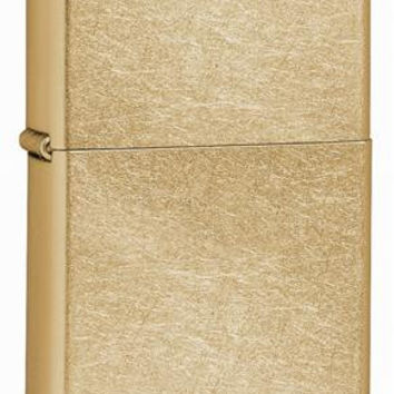 Zippo Gold Dust Street Finish Lighter