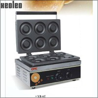 Donuts & Waffle Maker 6 Slot 1500W  Commercial