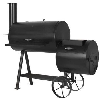 Old Country BBQ Pits Ranch Hand Coal Smoker