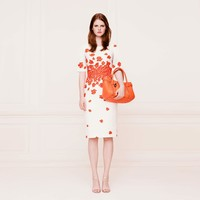 Lasa Poppy Print Dress
