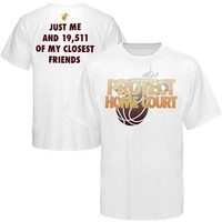 UNK Miami Heat Protect Home Court T-Shirt