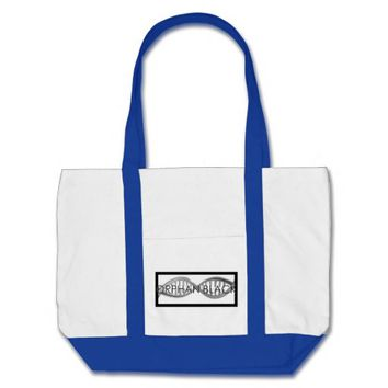 Hand Drawn DNA Tote Bag