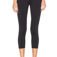 Lanston Sport Cropped Legging in Black