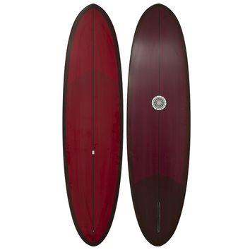 "Tyler Warren 6'11"" Function Hull Surfboard"