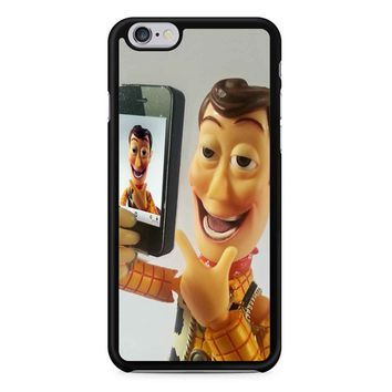 Disneyland Toy Story Woody Selfie iPhone 6/6S Case