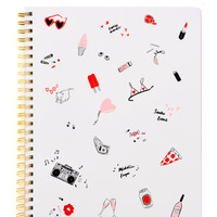 Girls Wanna Have Fun Notebook