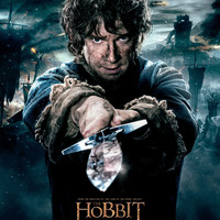 The Hobbit: The Battle of the Five Armies (2014) V018 24 X 36 Movie Poster