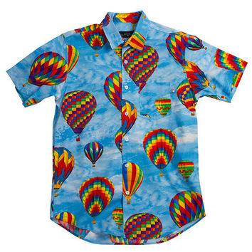 Odd Future Balloon Woven Shirt – Odd Future