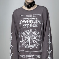 Negative Space Long Sleeve
