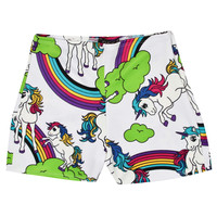 UNICORN HIGH SHORTS