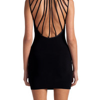 Strapped Back Dress | 2020AVE