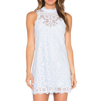 SAYLOR Lula Dress in Lilac