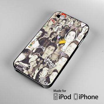 One Direction and 5sos iPhone 4 4S 5 5S 5C 6, iPod Touch 4 5 Cases