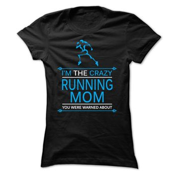 I am the crazy Running mo
