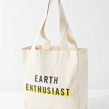 FEED Earth Enthusiast Tote Bag | Urban Outfitters