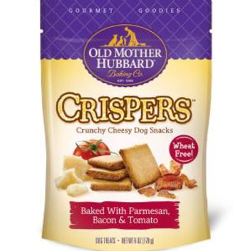 Old Mother Hubbard Crispers Parmesan Bacon