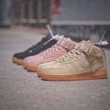 ONETOW NIKE AIR FORCE 1 MID '07 LV8 SUEDE AF1