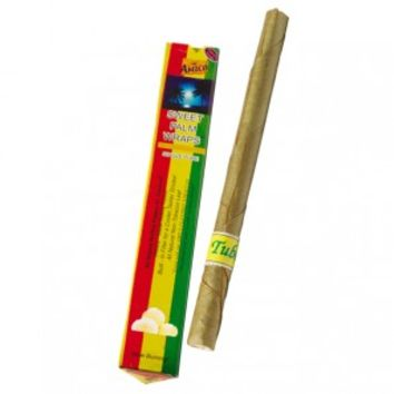 Amico Sweet Palm Wraps - Vanilla Ice Cream - Single Pack - Flavored Papers - Rolling Papers & Blunts - Rolling Accessories - Grasscity.com