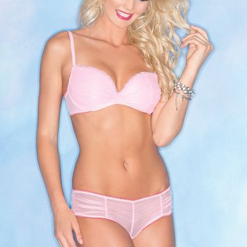 Flirty Bra & Panty Set