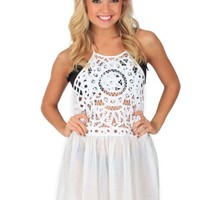 Roller Coaster Cover Up   Monday Dress Boutique