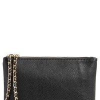 Junior Women's BP. Faux Leather Crossbody Bag