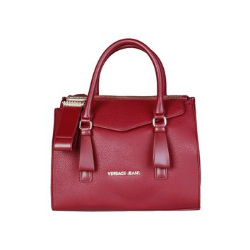 Versace Jeans Big Red Purse