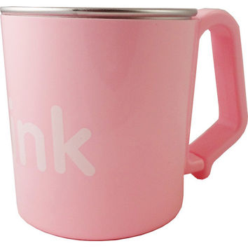Thinkbaby Cup Kids BPA Free Pink (1x8 Oz)