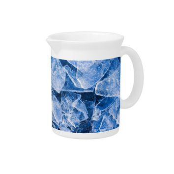 Ice cold pitcher