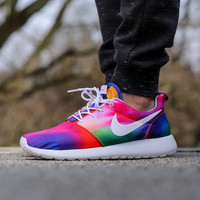 Nike Roshe Run Tie Dye Rainbow Roshe One 511881-518