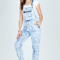 Mineral Wash Overalls