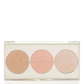 Limited Edition Powder Contour Palette in Hush - New In