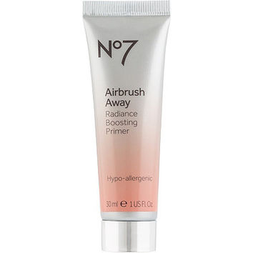 No7 Airbrush Away Radiance Boosting Primer | Ulta Beauty
