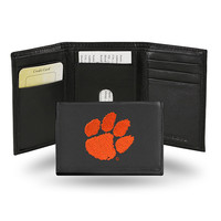 CLEMSON UNIVERSITY EMBROIDERED TRIFOLD