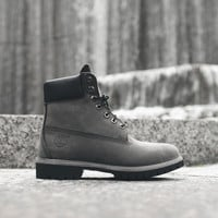 "Timberland 6"" Premium Boot - Grey / Black"