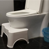 Toilet Stool Non-slip Squat Toilet Tool Comfortable Squat Aid Stool Bowel Movements Crouch Hole Artifact 2017 New