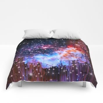 StarField Comforters by DuckyB