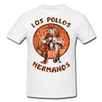 los pollos hermanos orange T-Shirt