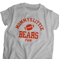 Mommy Little Bear Fan Woman's T-Shirt, Sport T-Shirts, Women's Tees, Shirts, Shirt