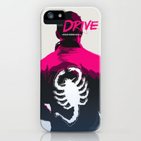 DRIVE iPhone Case by justjeff | Society6