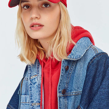 American Needle Corduroy Micro Variant Baseball Hat | Urban Outfitters