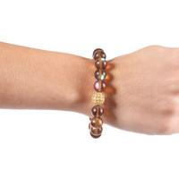 Betsy Pittard Disco Ball Bracelet -Blush