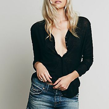Free People Womens Tessa Tee