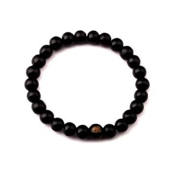 Wood Beads Rosary Bracelets Women Rappers Jewelry Gifts Sandalwood Chinese Buddhist Buddha Meditation Prayer Bead Bracelet Mens