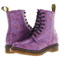Dr. Martens 1460 8-Eye Boot Acid Pink Little Flowers - Zappos.com Free Shipping BOTH Ways