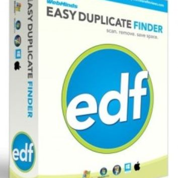Easy Duplicate Finder 5.12 Crack + License Key Full Version